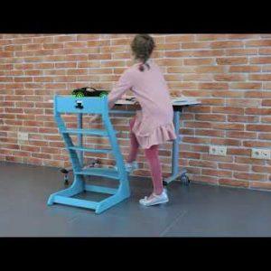 Растущий стул CUTE СП-01 цвет Мятный