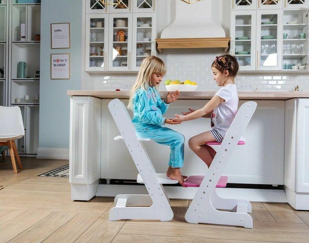Мебель становится смарт. Как отрегулировать растущий стул