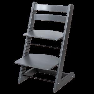Растущий стул Феникс «Базальтово-Серый»