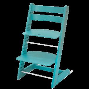 Растущий стул Феникс «Бирюзовый»