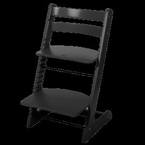 Растущий стул Феникс «Черный»