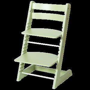 Растущий стул Феникс «Фисташковый»
