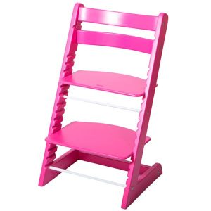 Растущий стул Феникс «Фуксия»