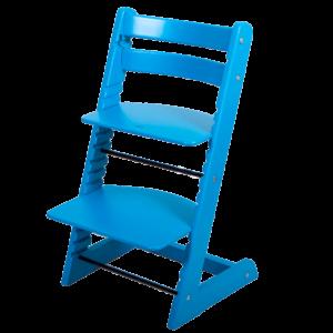 Растущий стул Феникс «Голубой»