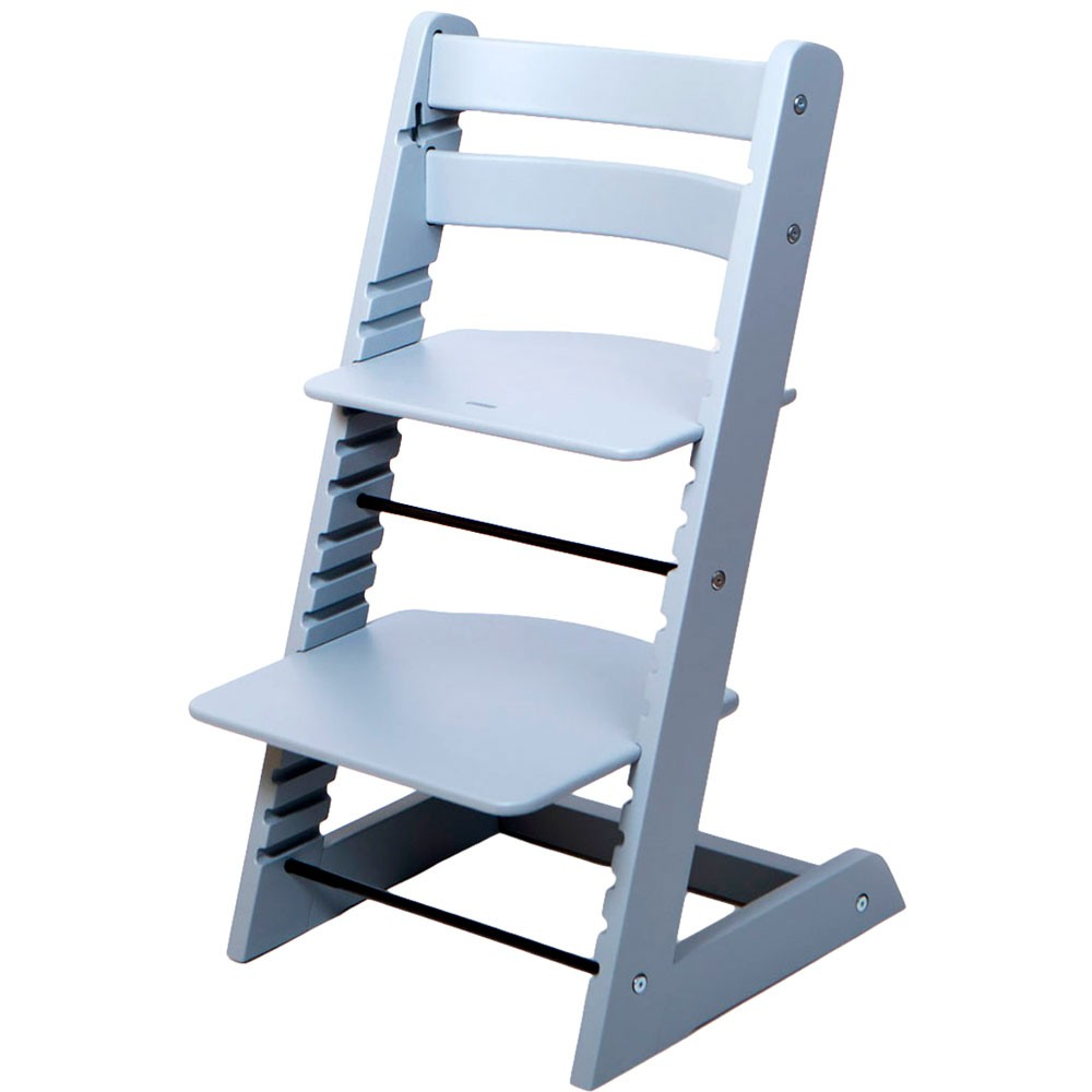 Растущий стул Феникс «Серебристо-серый»