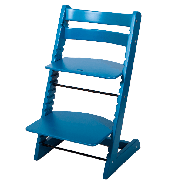 Растущий стул Феникс «Синий»