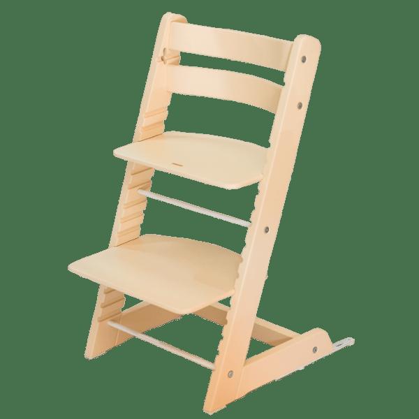Растущий стул Феникс «Бежевый»