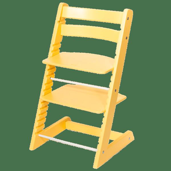 Растущий стул Феникс «Желтый»